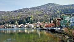 Lake Lugano - Porto Ceresio (Sghirat) Tags: lake lugano lago see porto ceresio