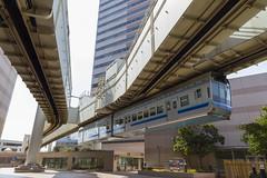 Chiba Urban Monorail (Propangas) Tags: japan city street 千葉市 千葉県 日本 jp architecture