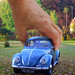 VW Kever Ovaal 1957