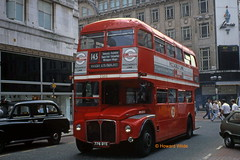 G M Buses 2202 (776 DYE) (SelmerOrSelnec) Tags: gmbuses aec routemaster parkroyal 776dye rm1776 manchester highstreet piccadillyline londontransport bus