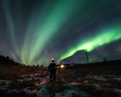 Magical night (JH') Tags: nikon nikond5300 nature northernlights night d5300 wideangel exposure trees tree photoshoot photography auroraborealis aurora borealis sky sigma sweden stars snow ice field forest heaven landscape longexposure clouds colors green blue beautiful