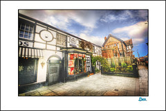 THE RAJ (DEREK HYAMSON . OVER 5 AND A HALF MILLION) Tags: hdr woolton liverpool