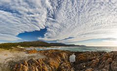 The Friendly Beaches, Tasmania. (Steven Penton) Tags: tasmania australia friendly beaches coles bay east coast
