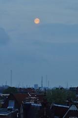 She kept me awake this night (YDekkers) Tags: fullmoom moon delfshaven awake skychasers skyglorie
