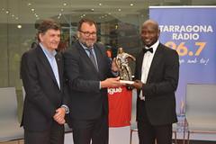 Millor jugador Tarraconense Mòbil Volkswagen 2015/16