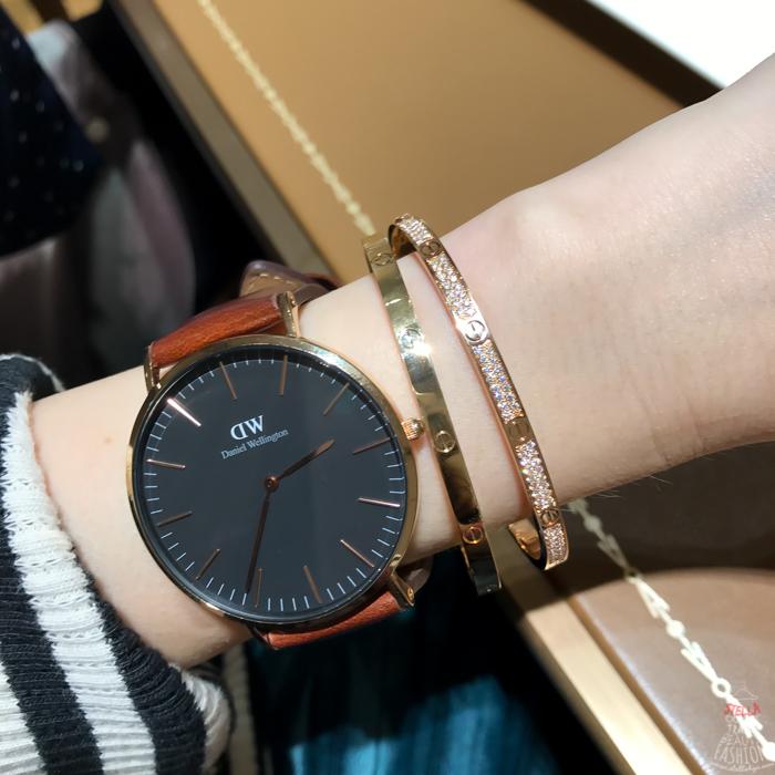 DW手錶-Classic Black