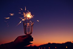 new years eve (Ralaphotography) Tags: new years eve sparklers night sunset sundown landscape light beautiful nature sky beginning