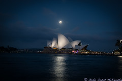 Sydney_2017_DSC_4775_2 (rsarpal) Tags: sydney operahouse australia water sea ocean architecture moon night dusk sky