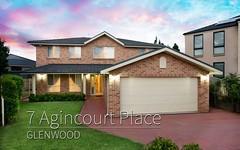 7 Agincourt Place, Glenwood NSW