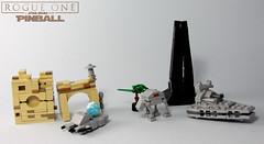 Rogue One Pinnball Machine 2 (modestolus) Tags: ids imperiumdersteine mocolympics lego legobrick legomoc moc legobuilding starwars rogueone deathstar scarif mustafar stardestroyer jedha