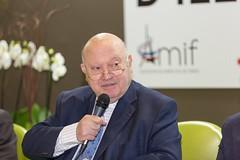 André Santini au Salon des Maires d'Ile-de-France 2017