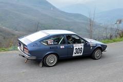 64° Rallye Sanremo (431) (Pier Romano) Tags: rallye rally sanremo 2017 storico regolarità gara corsa race ps prova speciale historic old cars auto quattroruote liguria italia italy nikon d5100