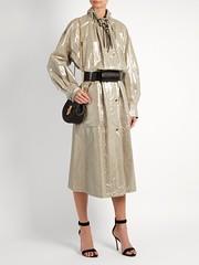 Shiny Raincoat (betrenchcoated) Tags: raincoat regenmantel regenjacke shiny patentcoat pu lackmantel beautifulgirl