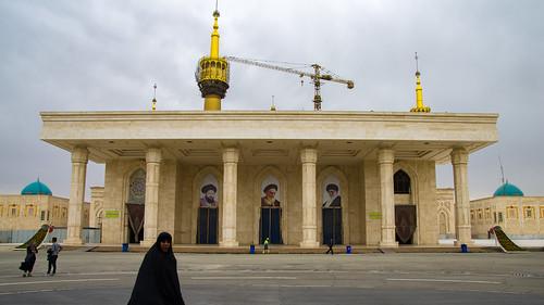 Mausoleum of Ruhollah Khomeini I, Tehran, 20170409