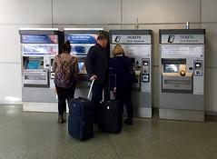 Ticket machines (♔ Georgie R) Tags: ticketmachines stpancras london