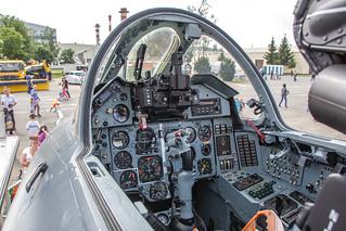 Cockpit Su-22M4