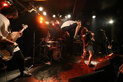 The Sensations (Abry Asmara) Tags: japan the sensations music live basement bar tokyo ska punk