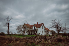 You've Been Gone Too Long (Pedalhead'71) Tags: adamscounty washington abandoned house homestead rural