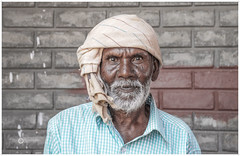 'Sometimes the eyes say more, than words ever can.' (Ramalakshmi Rajan) Tags: nikond5000 nikon nikkor35mm people old oldage elderly potraits portrait portraits indians india