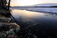 Pastel Tones (Pierre-Luc G.) Tags: paysage landscape canada quebec québec tamron1530mm tamron canon6d canondslr lacauxsables water morning frozenlake lake wideangle