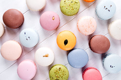 French colorful macarons (lyule4ik) Tags: macaroon sweet meringue bake cake france color cream dessert flavor almond chocolate cocoapowder delicacy different flour multicolored pistachios raspberries rotates savor spinning sugar taste vanilla bakery biscuit colorful confection confectionery cookie cuisine delicious food french gastronomy gourmet macaron pastry pink snack stack tasty traditional yellow