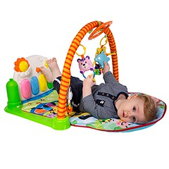 Baby Play Gym Piano Mat - Infant Activity Center, Kick and Play Newborn Toy For Boys and Girls 2 - 36 Month, Lay and Play, Tummy Time, Sit and Play, 4 Activity Toys, Mirror, Piano by Tapiona (saidkam29) Tags: activity baby boys center girls infant kick mirror month newborn piano play tapiona time toys tummy