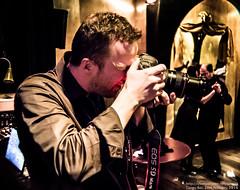 Peter Forret, Tango Bar February 2014