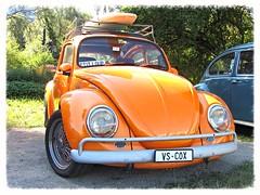 VW Beetle (v8dub) Tags: auto old classic car vw bug volkswagen automobile beetle automotive voiture german cox oldtimer oldcar collector kfer coccinelle kever fusca aircooled wagen pkw klassik maggiolino bubbla worldcars