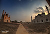 sMG_1942 (pakistanimages) Tags: old family pakistan sunset nature beautiful beauty architecture desert fort historical punjab archeology masjid abbasi cholistan derawar yasirnisar imagesofpakistan maxloxton prayerplace