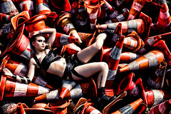 © EndYmioN – Damien Guyon. Tous droits réservés - Shooting Trash avec Maimai Peutot (endymionphoto) Tags: cute girl trash asian book modeling sensual mode modele endymion endymionphoto httpendymionphotocom