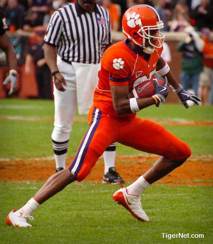 Clemson Photos: 2009, Brandon  Clear, coastalcarolina, Football
