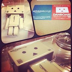 Emozionata!!!! (Tramezzini a colazione) Tags: square squareformat amaro danbo revoltech danboard minidanboard iphoneography instagramapp uploaded:by=instagram myfirstdanboard
