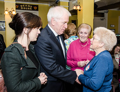 Meeting with a Kerry Woman