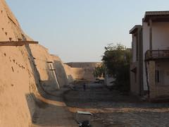 DSCN5489 (bentchristensen14) Tags: uzbekistan citywall khiva ichonqala
