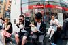 hungry boys (LorenzoTeds) Tags: street ireland two dublin boys strada raw pentax hipster fisheye dublino luglio 2014 iralanda affamati mangiano vsco dueragazzi