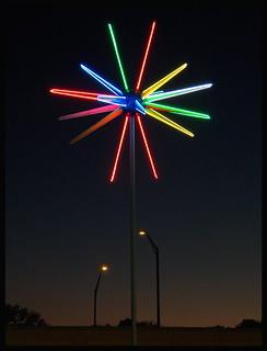Neon Rotosphere