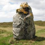 Embrace / Menhir de Lostmac´h ; Mégalith ; Hinkelstein thumbnail