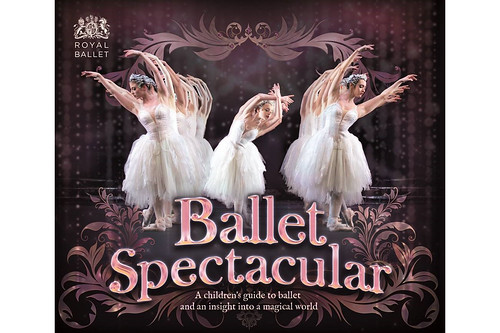 Cover image for Ballet Spectacular