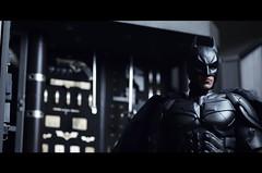 Dark Knight (Wacko Photographer) Tags: man dark movie toys dc bat batman knight collectible darkknight hottoys moviemasterpiece darkknightrises batmanarmory darkknight2014