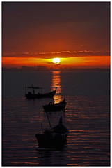 27 May 2013, 7:09 am (cavemanboon*) Tags: sunrise georgetown malaysia penang fishingboats cavemanboon