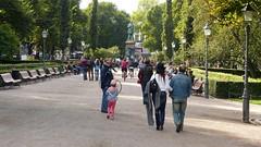 Esplanade park (Helsinki centre, 20140831) (RainoL) Tags: park urban finland geotagged helsinki august u helsingfors fin 2014 uusimaa nyland esplanadepark esplanadinpuisto fz200 201408 20140831 geo:lat=6016748598 geo:lon=2494941473