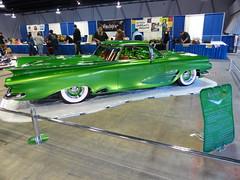 1959 Chevy Kustom 'Kermit' (bballchico) Tags: chevrolet custom kermit carshow 1959 kustom sacramentoautorama allanclark