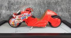 You want to ride it, Tetsuo? (SPARKART!) Tags: anime bike toy model manga motorcycle akira kaneda otomo katsuhirootomo garagekit resinkit sparkart