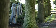 German Military Cemetery Langemark Krieger (VISITFLANDERS) Tags: belgium langemark flanders westfront visitflanders