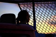 Windenfahrerin (FlyingFocus) Tags: sunset start sonnenuntergang flugplatz letzte feierabend winde startwinde segelflugwinde