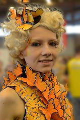 Paris, Japan Expo 2014 (Micleg44) Tags: orange paris france anime japan comics costume cosplay iledefrance japon villepinte 2014 japanexpo