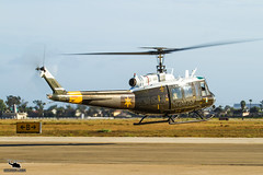 Wings, Wheels and Rotors Expo 2014 (PhantomPhan1974 Photography) Tags: los bell huey helicopters carshow losalamitos uh1 ocsd uh1h orangecountysheriffsdepartment wingswheelsandrotorsexpo losalamitosjftb phantomphan1974 n240sp n186sd
