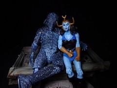 Blue Romance (ridureyu1) Tags: toy toys actionfigure alien ridleyscott aliens engineer giger