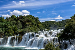 "Krka waterfalls in Croatia • <a style=""font-size:0.8em;"" href=""http://www.flickr.com/photos/125767964@N08/15468425278/"" target=""_blank"">View on Flickr</a>"