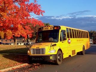 #C2 #fall #iredellcountync #thomasbuiltbus #schoolbus
